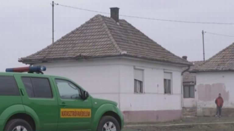 kisnamény, szén-monoxid mérgezés (forrás: RTL Klub)