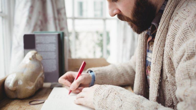 férj feleség kézzel írás
