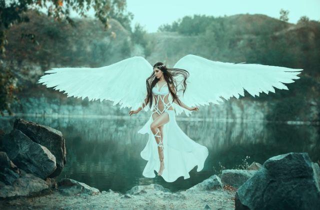 földre szállt angyalok jelek