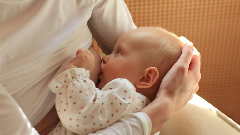 szoptatás, baba, anyatej