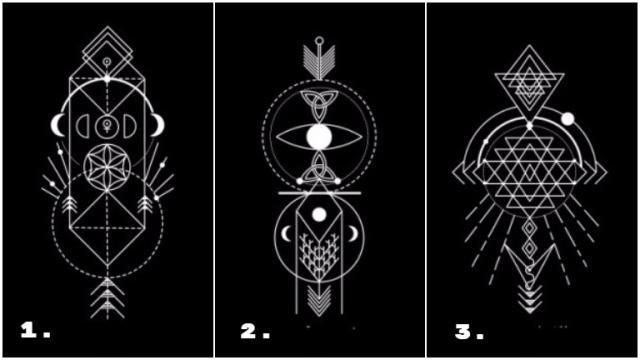 totem mágikus szimbólum teszt