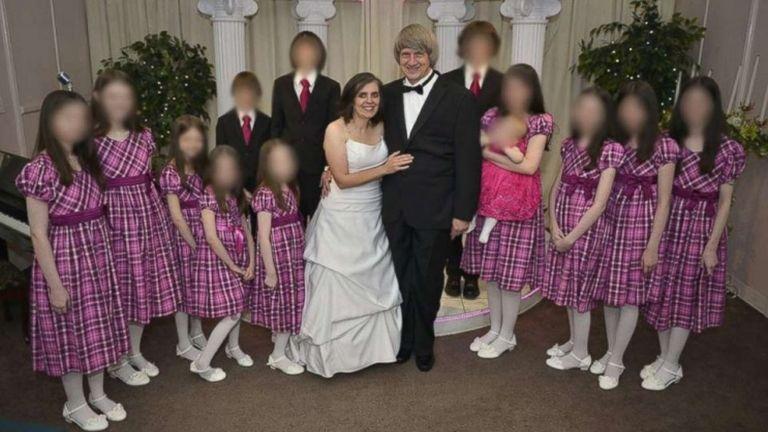 Turpin, kínzás, esküvő (forrás: Facebook / David Allen Turpin)