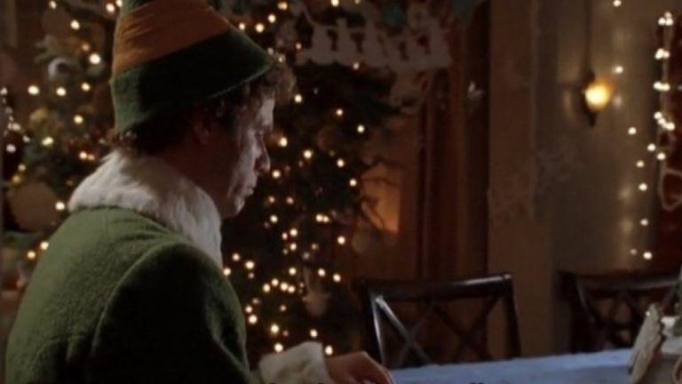 Will Ferrell, Mi a manó, film, karácsony