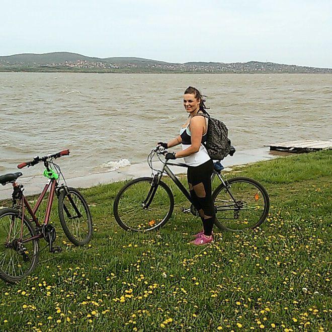 bicikli, tura, tavasz
