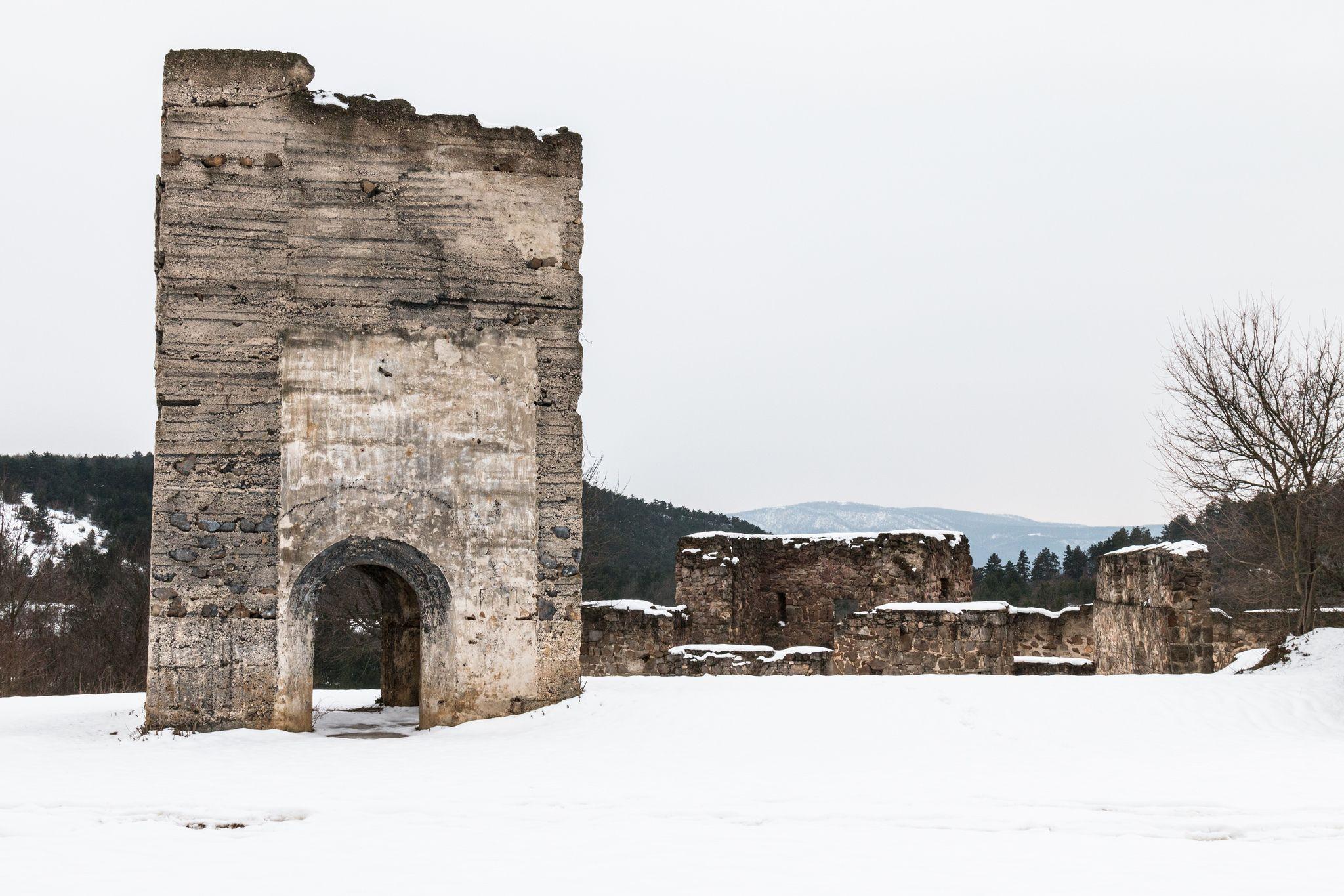 Egri vár, Pilis - Fotó: Czvitkovits Judit