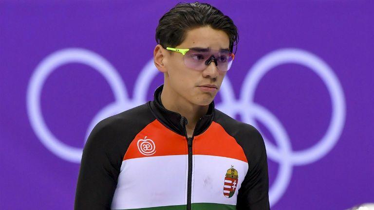 Liu Shaolin Sandor, teli olimpia 2018