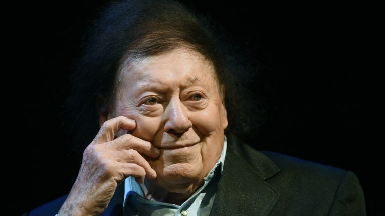 Marty Allen, komikus (fotó: Ethan Miller/Getty Images/AFP)