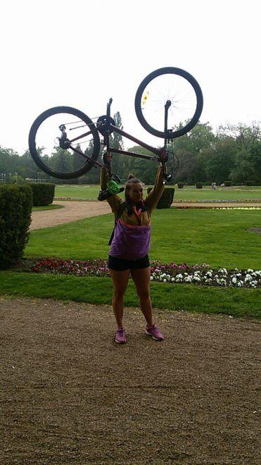 tura, biciklitura