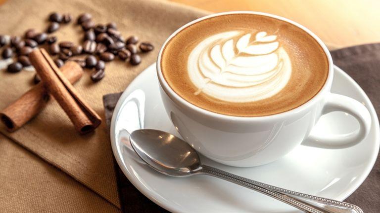 kávé arabica latte