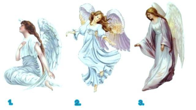 angyal üzenet jóslat