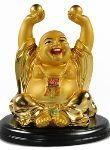 arany buddha szobor szerencse jóslat