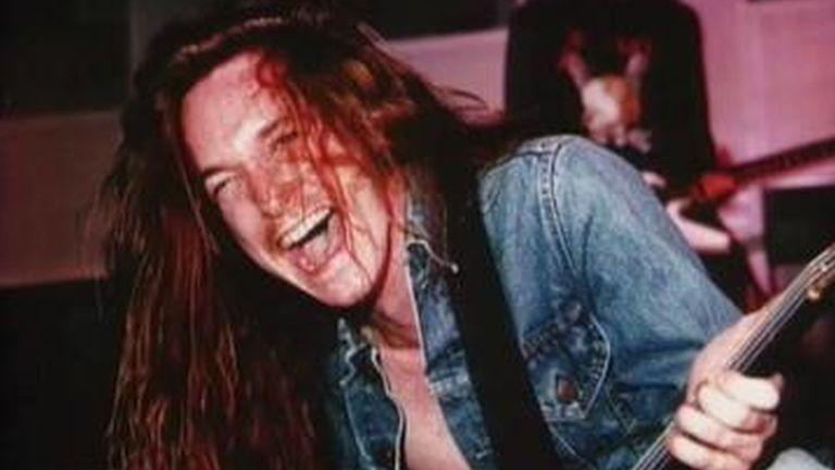 Cliff Burton, a Metallica korábbi basszusgitárosa