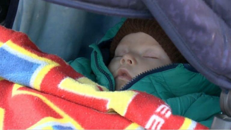 csecsemő (forrás: TV2)
