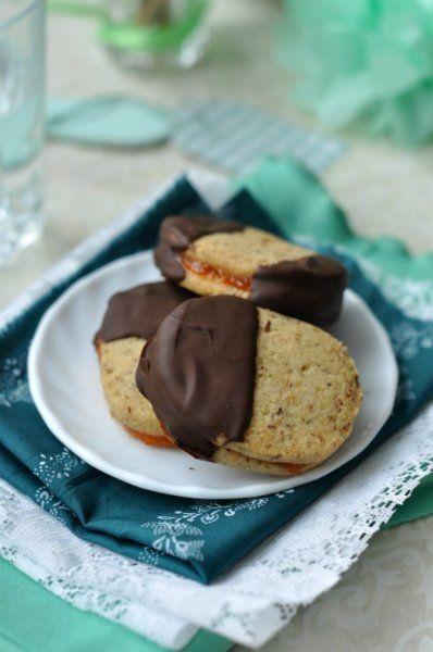 dios kekszszendvics recept sütemény édesség