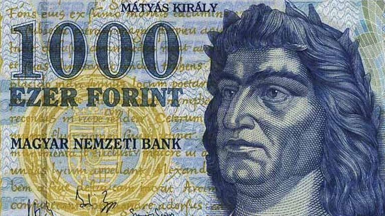 ezres, 1000, ezer forint
