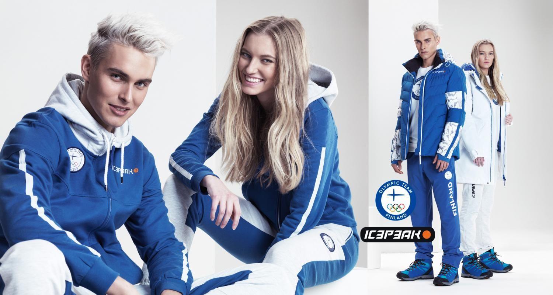 Leg-leg-leg formaruhák a phjongcshangi téli olimpia csapataitól. A finn  csapat egyenruhája a 2018-as phjongcshangi téli olimpiai játékokra aa45d491bd
