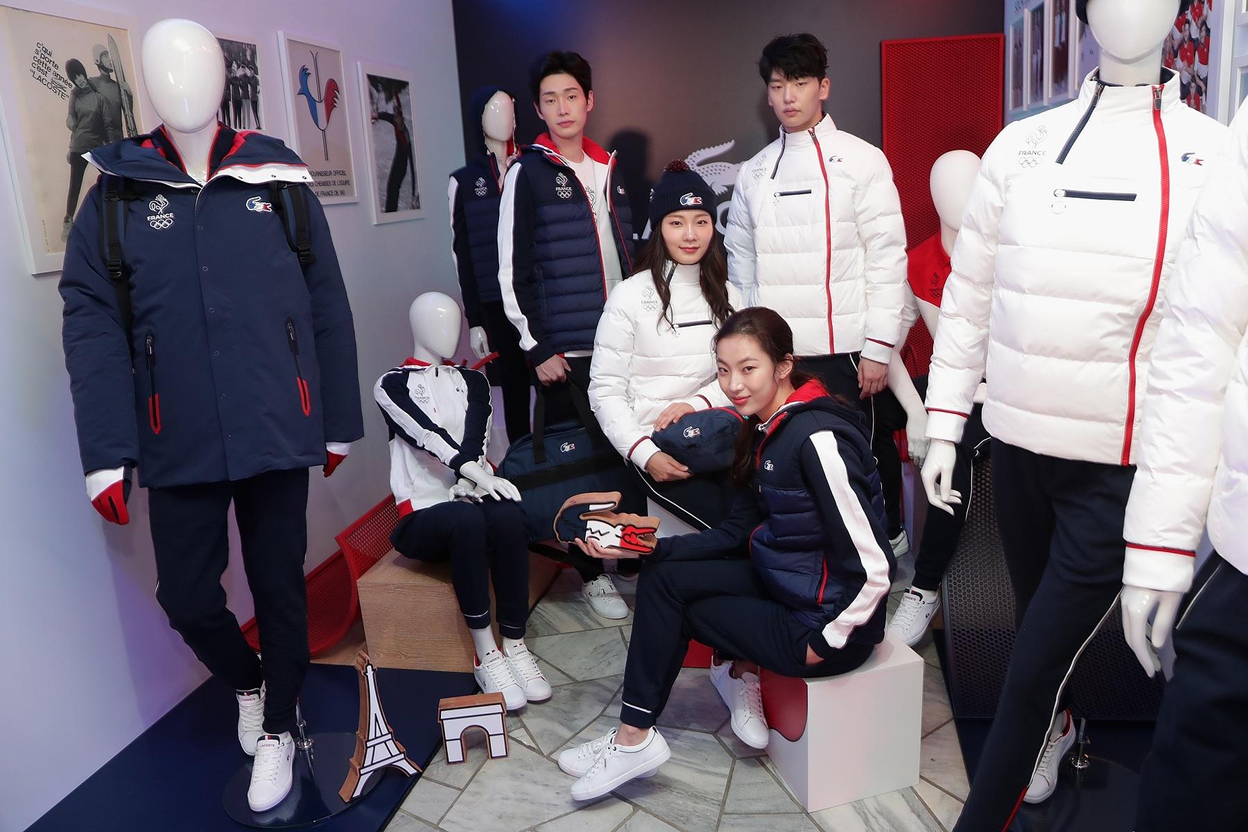 Leg-leg-leg formaruhák a phjongcshangi téli olimpia csapataitól  fcb0665c73