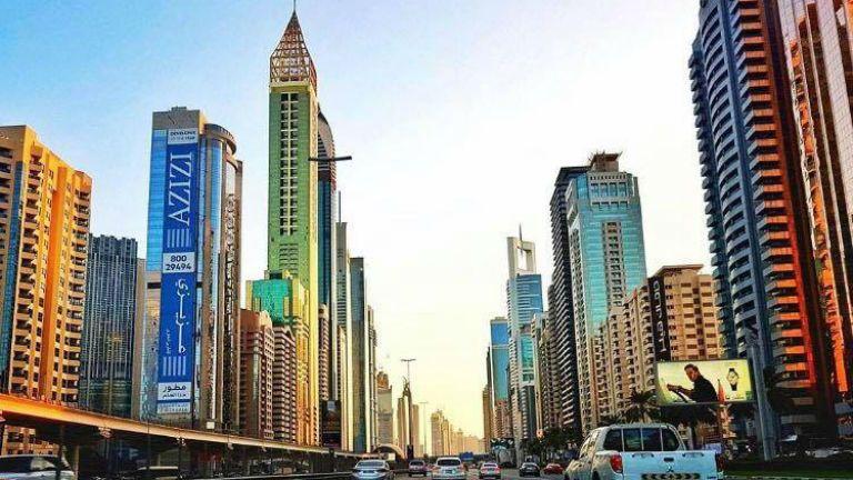 hotel, szalloda, Dubaj