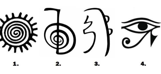 gyógyító szimbólumok