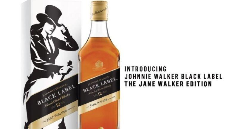 jane walker, viszki (forrás: Diageo)