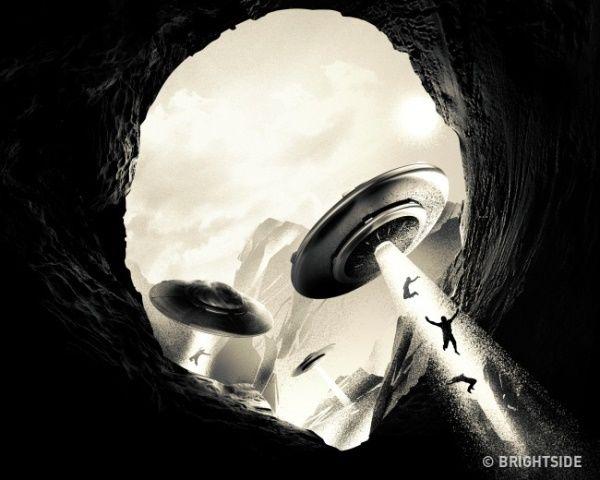 személyiség teszt ufó földönkívüliek