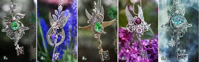 angyali kulcsok jóslat spirituális üzenet
