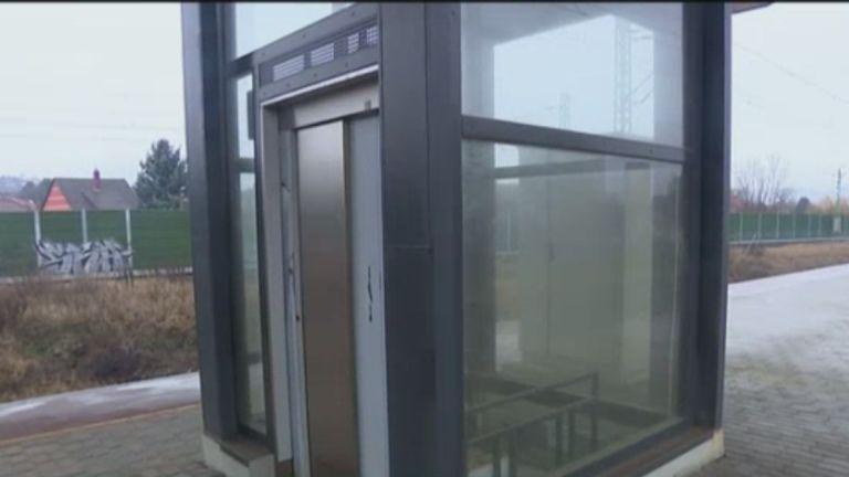 lift, albertfalva, MÁV (forrás: RTL Klub)