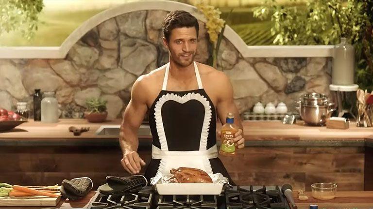 Nálunk otthon a vőlegényem főz, és nem, nem szégyellem magam