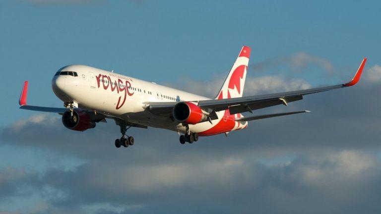 repülőgép, air canada (forrás: Flickr / Briyyz)
