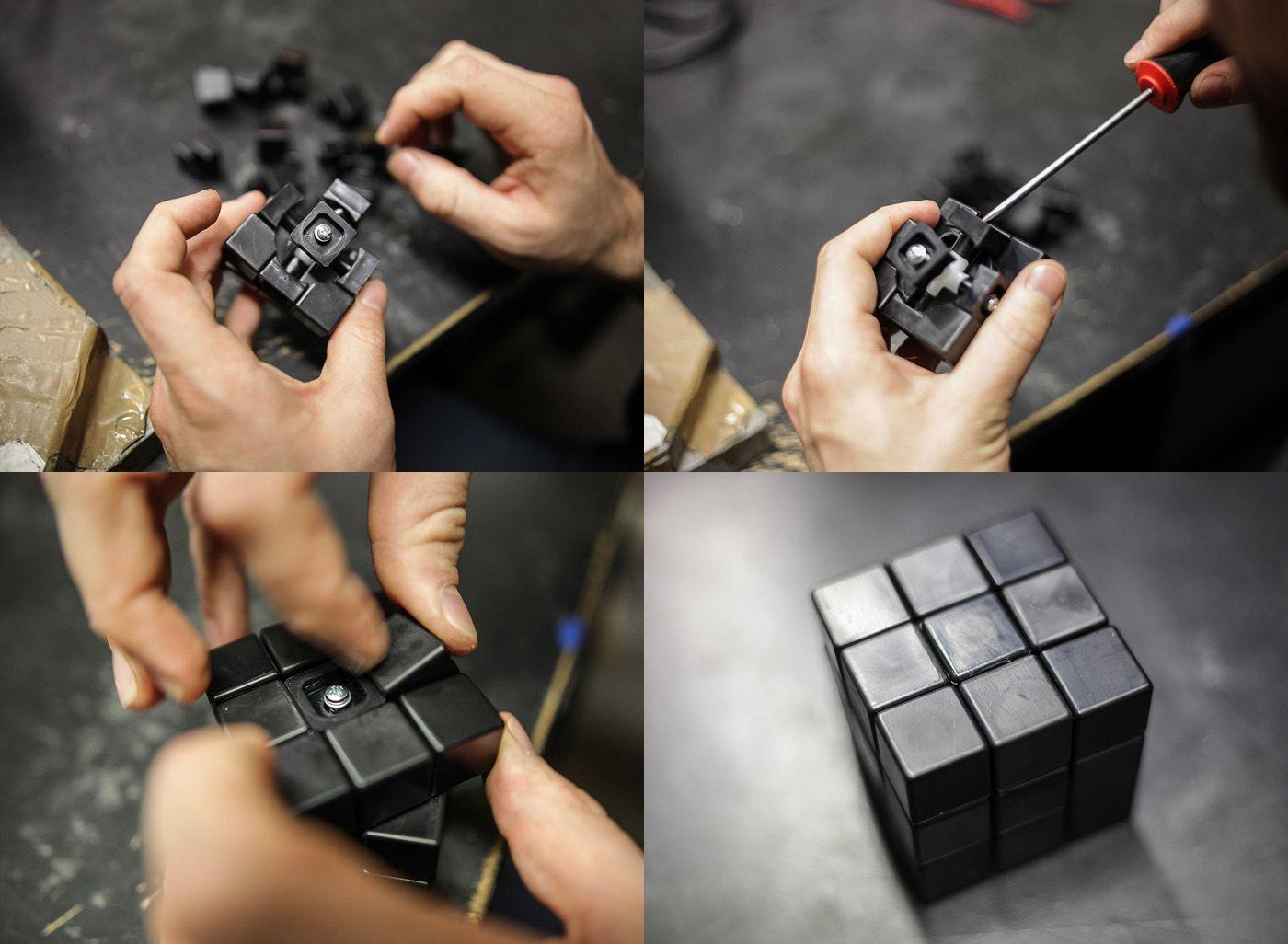 rubik kocka rubik stúdió így készül rubik ernő