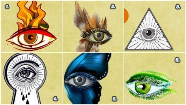 mágikus szemek személyiség teszt