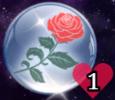 cigánykártya szerelem szimbólumok rózsa