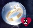 cigánykártya jóslás szimbólumok jegygyűrű