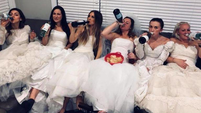 válás ünnep buli