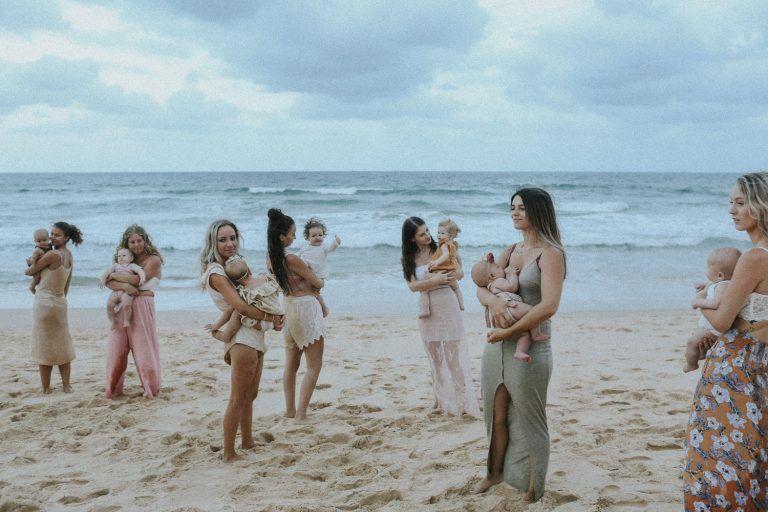 szoptatás fotózás anyaság