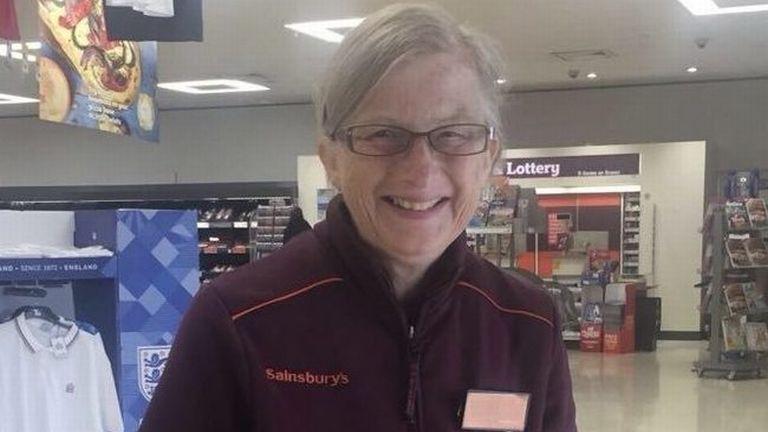Alzheimer-kór, idős nő (forrás: Doron Solomon)