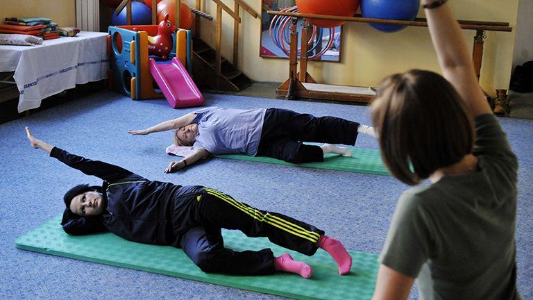 egészségügy gyógytorna mozgás terápia