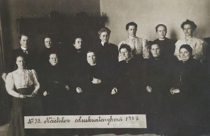 parlamenti képviselők finnország egyenjogúság