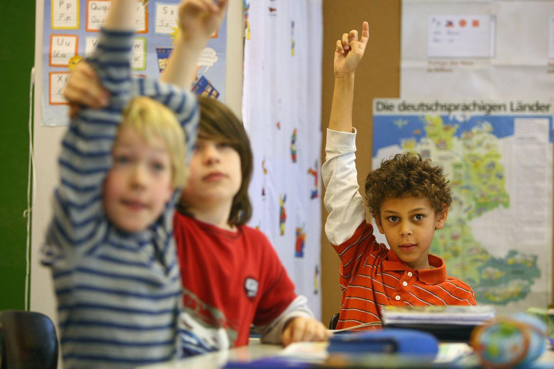 iskolások - Fotó: Getty Images