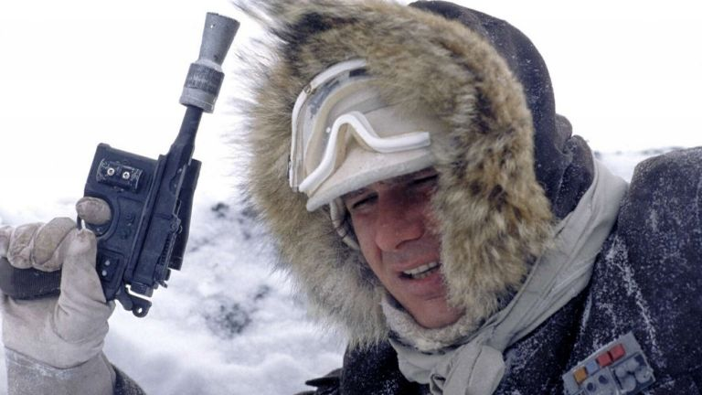 Han Solo, Star Wars A Birodalom visszavág (forrás: InterCom)