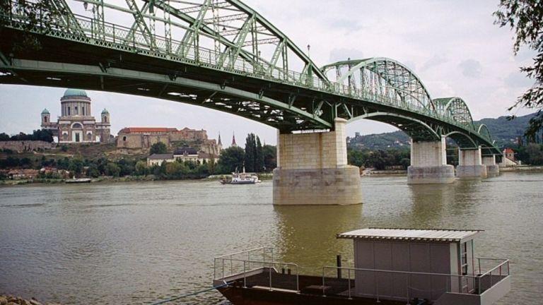 Mária Valéria-híd (forrás: Slovakia.travel)