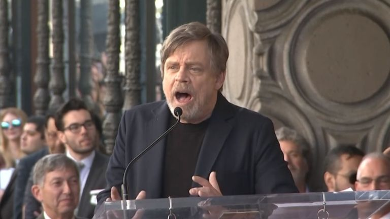 Mark Hamill (forrás: ABC News)