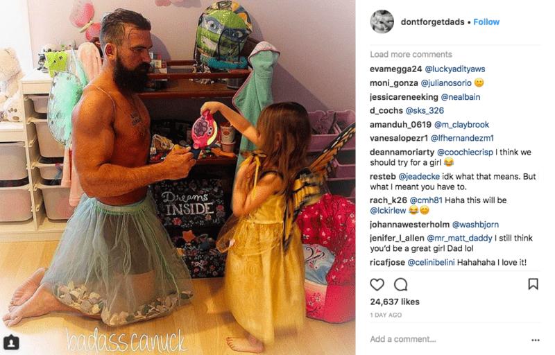 apa sztereotípia instagram