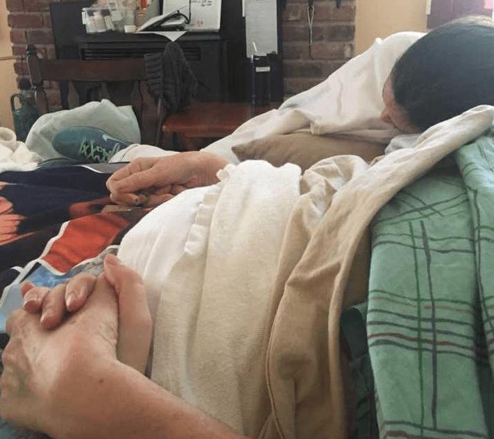 szeretet hospice család