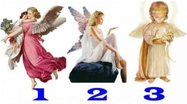 angyali üzenet teszt