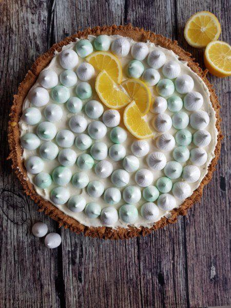 citromos pite recept sütemény
