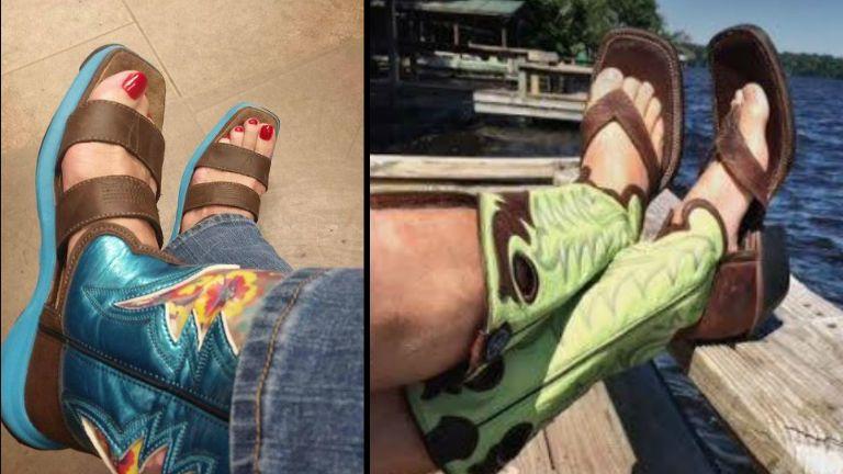 csizma szandál western csizma cipő