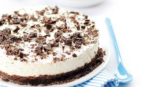 csokis sajttorta recept sütemény