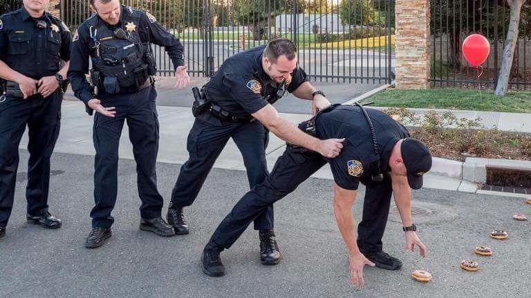 vicces rendőrségi fotók