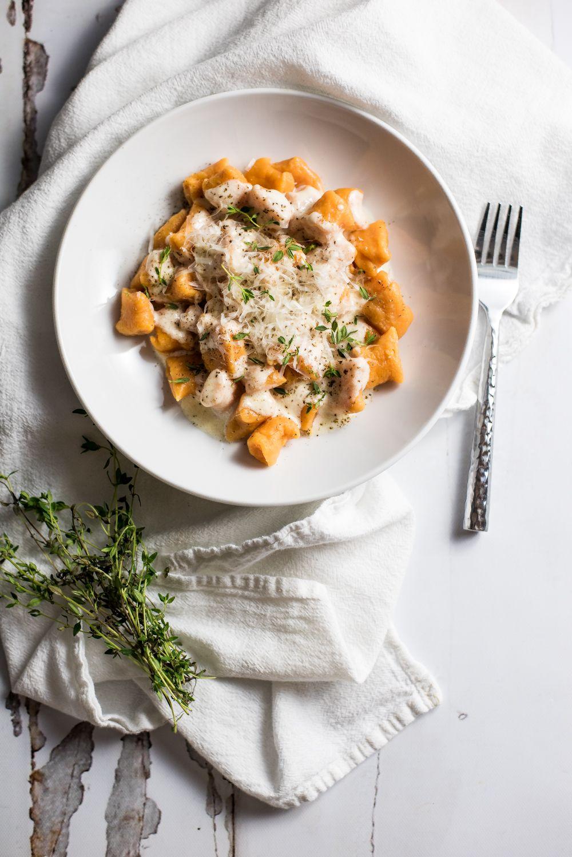 edesburgonya gnocchi recept
